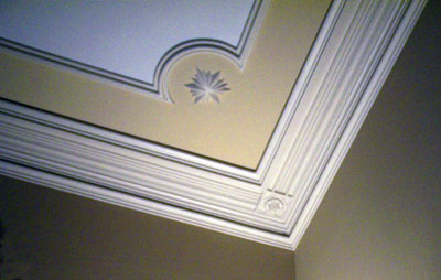 Ornamental plaster restoration, repair: churches, museums, theaters.